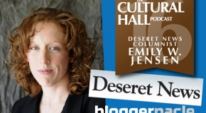 The Cultural Hall Ep.16/Emily W. Jensen