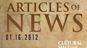 Articles of News Jan 16th 2012