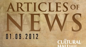 Articles of News Jan 9th 2012