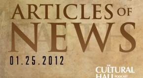 Articles of News Jan 25th 2012