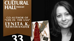 The Cultural Hall Ep.33/Lynita Newswander-Author