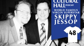 Skippy Jessop Ep. 48 of The Cultural Hall