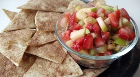 Fruit Salsa and Chips