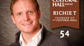 Richie T. Steadman Ep. 54 The Cultural Hall