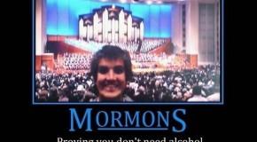 Is that guy/girl Mormon?