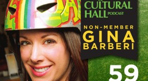 Gina Barberi Ep. 59 The Cultural Hall