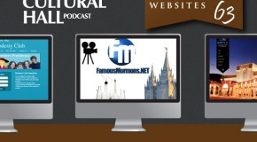 Mormon Websites Ep. 63 of The Cultural Hall