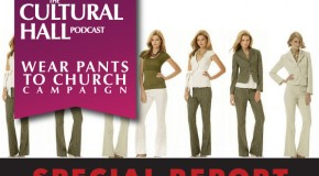Wear Pants to Church Day (Live Interview)