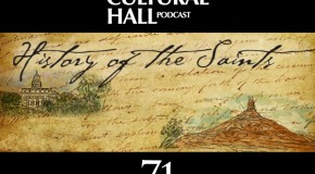 History of Saints Ep 71 of The Cultural Hall