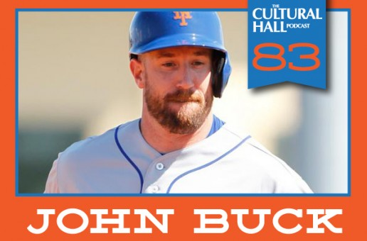 John Buck Ep 83 of The Cultural Hall