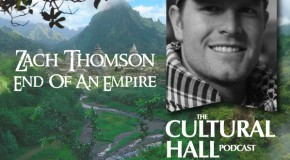 "***Cultural Hall Exclusive- ""End of an Empire"" Movie Announcement"