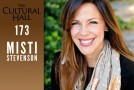 Misti Stevenson Ep 173 The Cultural Hall