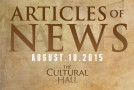 Articles of News/Week of August 10th