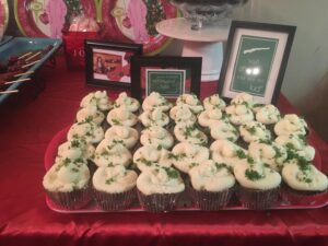 "Meatloaf Mashed Potato Cupcakes for ""A Christmas Story"" Party"