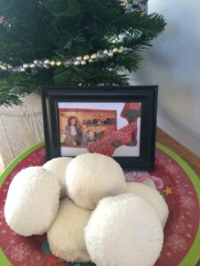 "Snowballs for ""A Christmas Story"" Party"