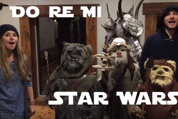 Do Re Mi Star Wars